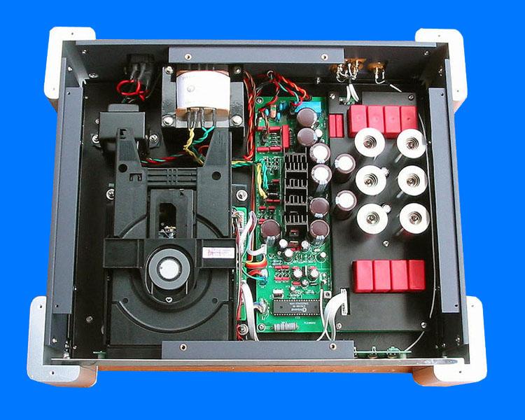 Reproductor cd con válvulas 1rycr9