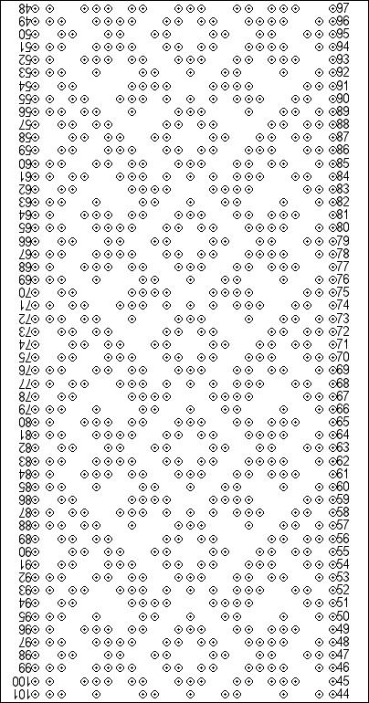 Перфокарты и узоры - Страница 4 1z240aw