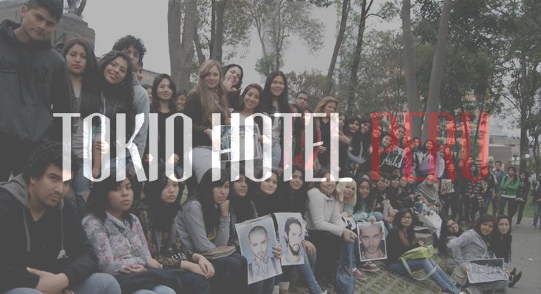 Tokio Hotel Peru