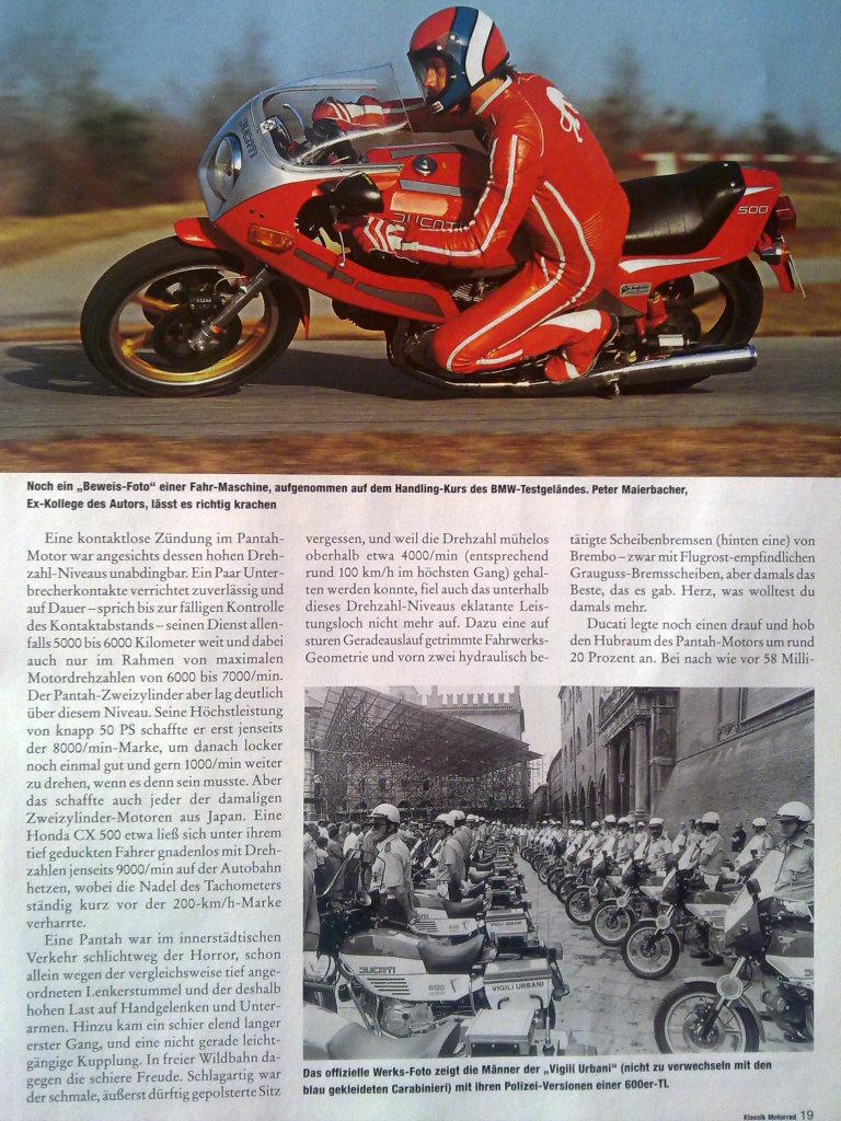 Revista Motociclismo Clasico 20h1s94