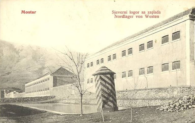 Mostar Severni logor 89/90 20pwm8h