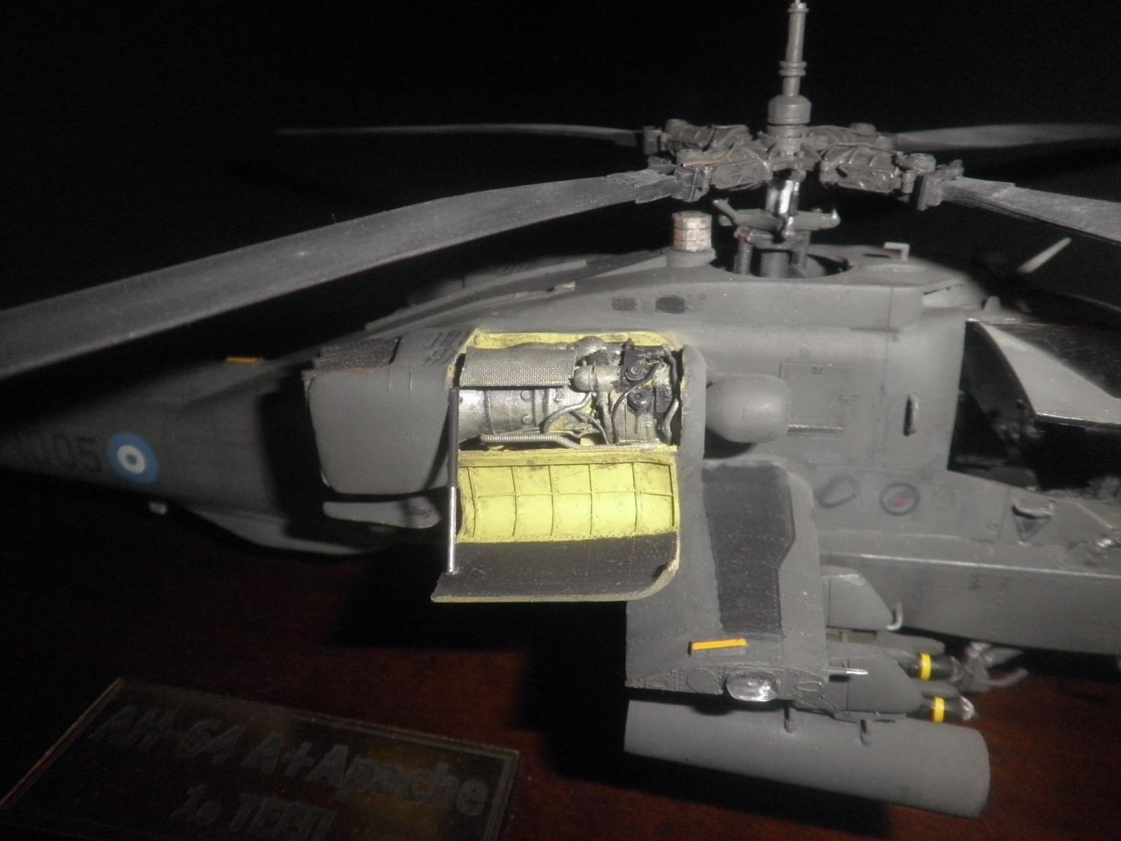 AH-64A+ APACHE Ε.Σ. 1/48  21c5h1x