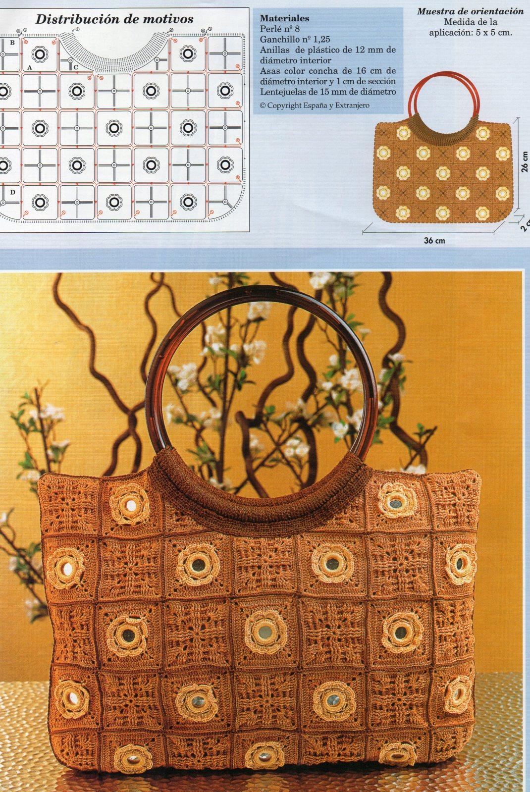 patrones - patrones de bolsos 21cv7lc