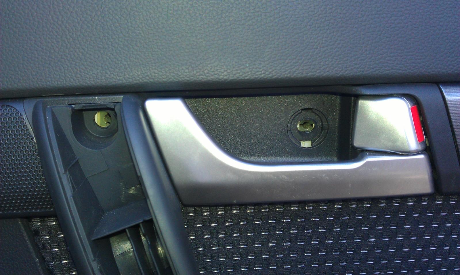 desmontaje panel interior puertas 22w3k