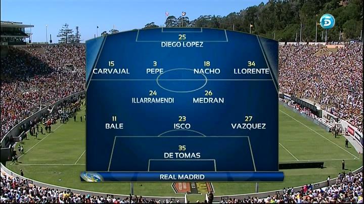 International Champions Cup 2014 - Real Madrid Vs. Inter de Milán (404p) (Castellano) 237c5v