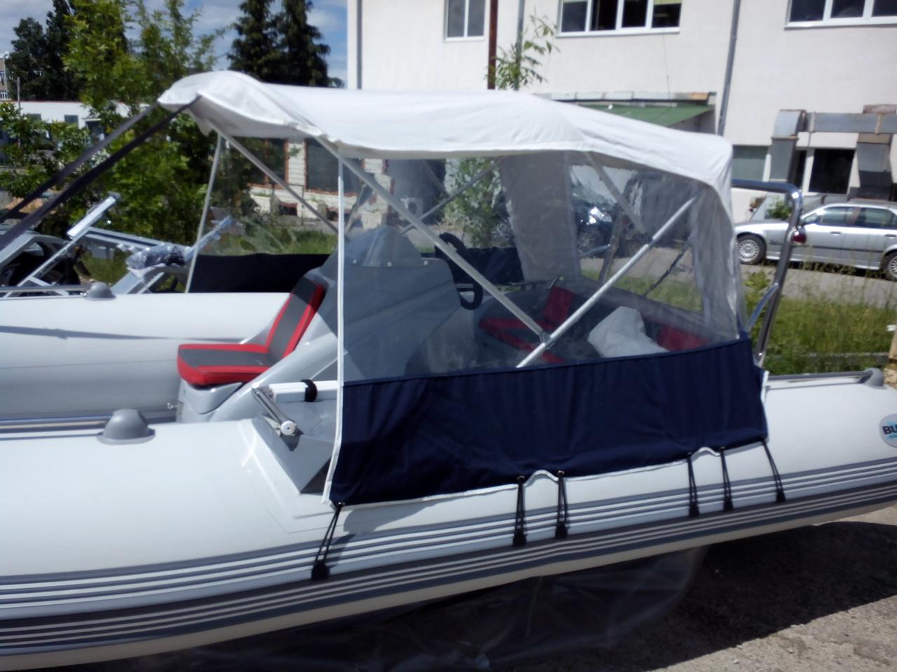 BUSH – Надуваеми лодки и РИБ-ове 23w4282