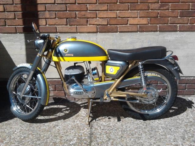 Bultaco Metralla 62 23w762r