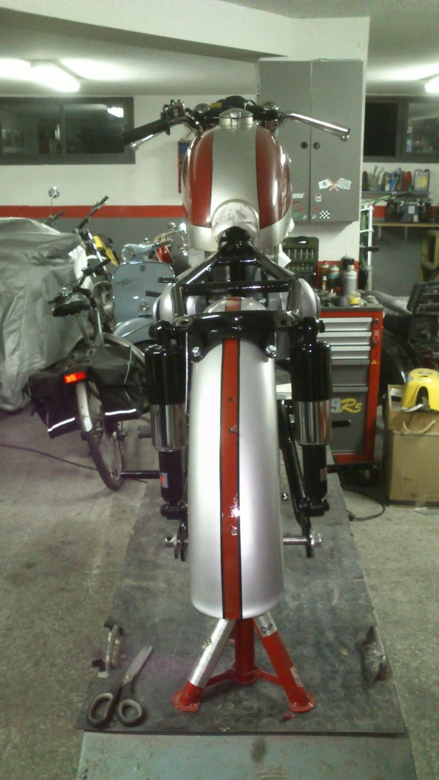 De vuelta a la carretera: Bultaco Tralla 102 241ng2w