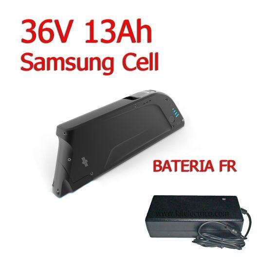 Carcasa para batería 243p07d