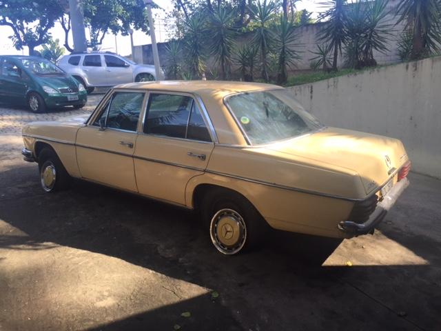 W114 - 250 1971 R$ 13.000,00 246ma8l