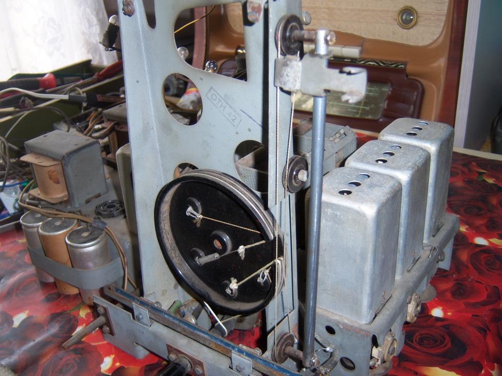 Верньерные устройства отечественных аппаратов. 24azc07