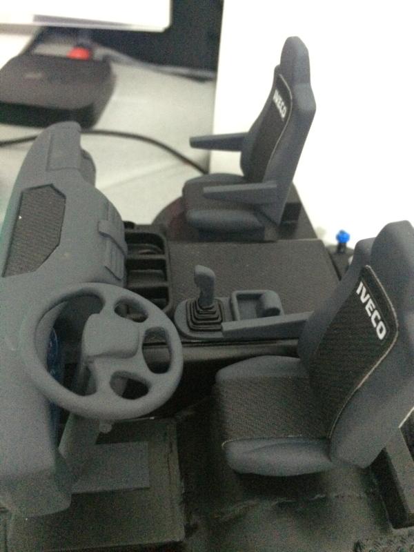Iveco Trakker 4x4 multilift 24cfts8