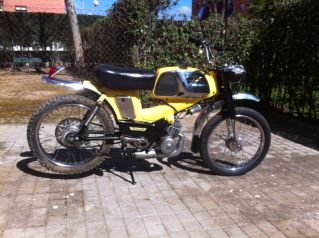 Vendo Mobylette SP94 Supercross año 1972 24curki