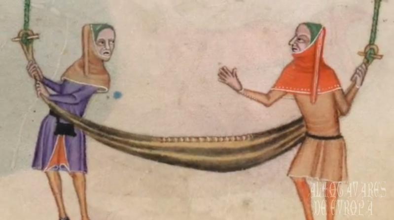 hamaca medieval 24lvp1l