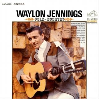 Waylon Jennings - Discography (119 Albums = 140 CD's) 25rmon7