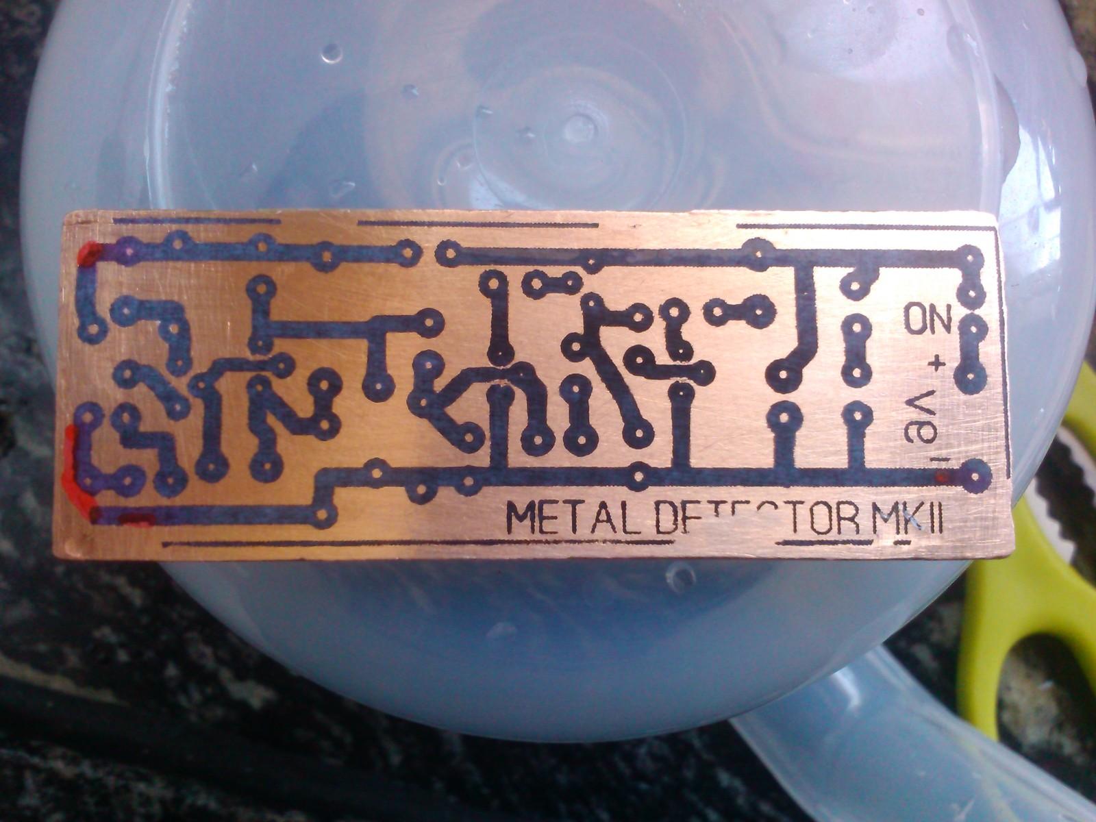 DETECTOR DE METAIS MKII (PINPOINTER) 261bsy0
