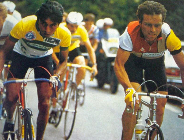 Martín Ramírez y la Dauphiné Liberé 1984 28ccxti