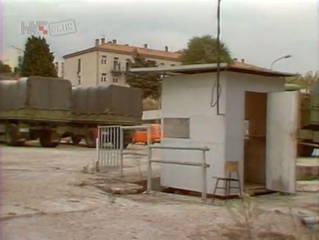 SPLIT 'Dalmatinskih brigada' Visoka 1986/1987 28s0wu9