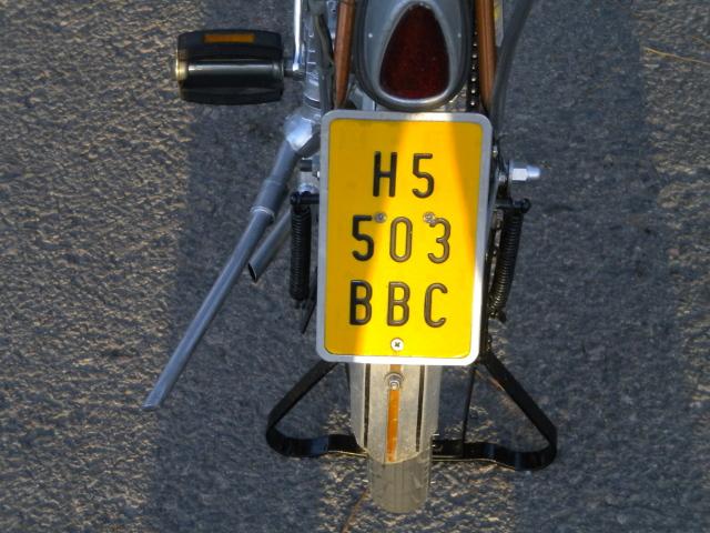 Dudas formato placa matrícula Vehículo Histórico para Mobylette 28vu2w4