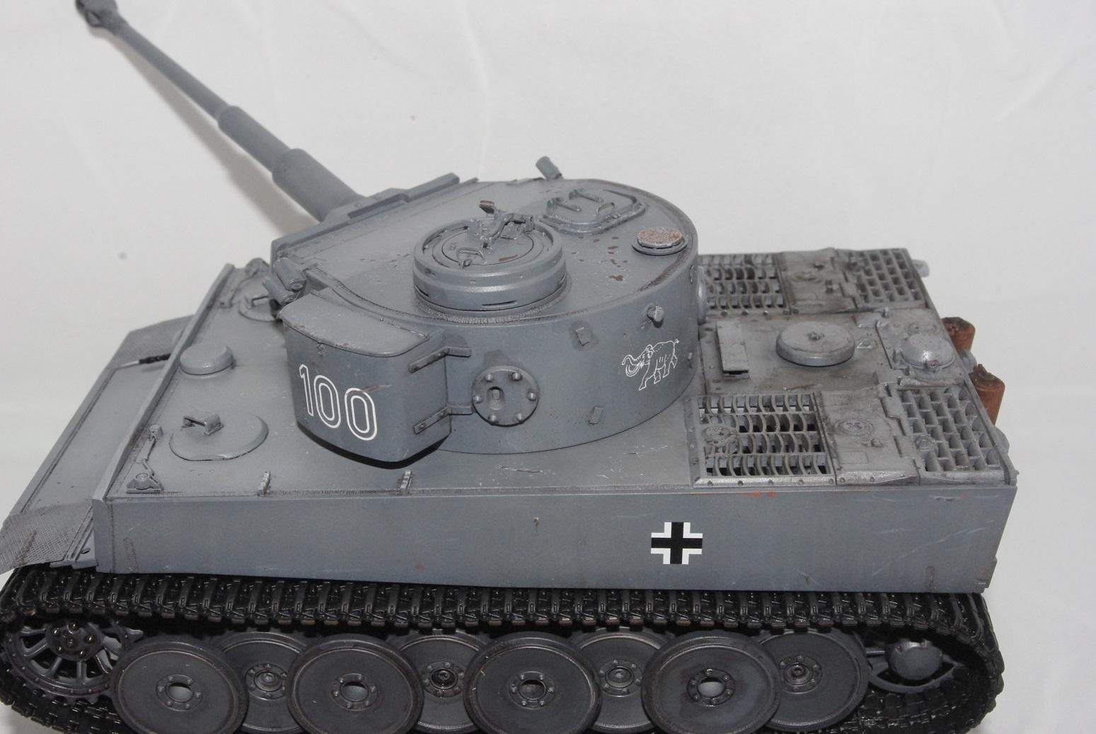 Dragon Nr: 6252 Tiger I Initial Production 3 in 1 - Sida 4 295ser