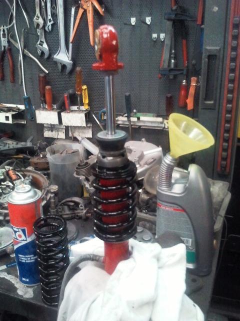 Reparación de amortiguadores 295suip