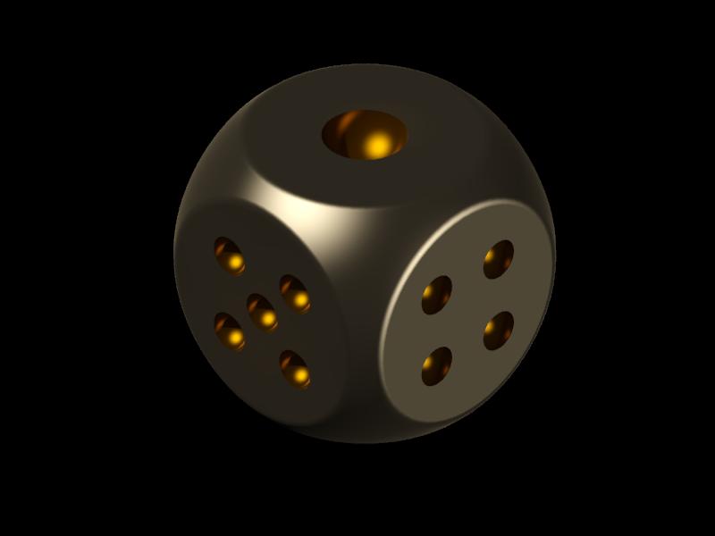AutoCAD 3D骰子-進階版 29up0cg