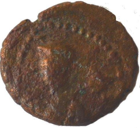 Dracma de bronze del reino de Elymais, Orodes I 29zyav5