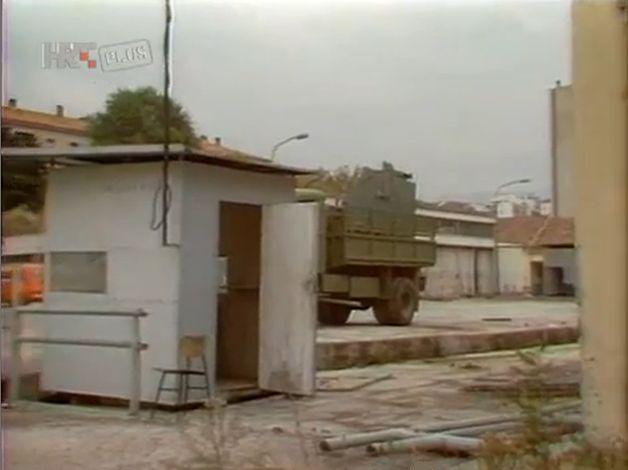 SPLIT 'Dalmatinskih brigada' Visoka 1986/1987 2a0b2hu