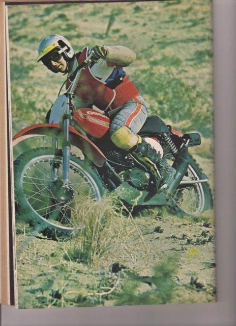 Ossa Desert 250 * Rufus 2cmp2zd