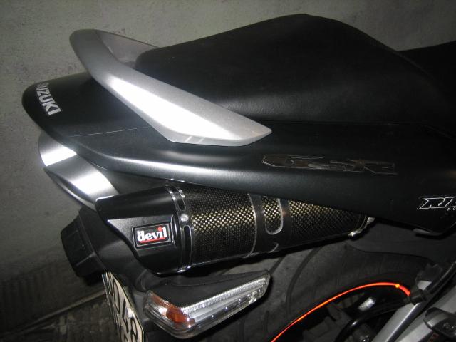 """Suzuki GSR 600 """"Fiction"""" 2cps1ma"""