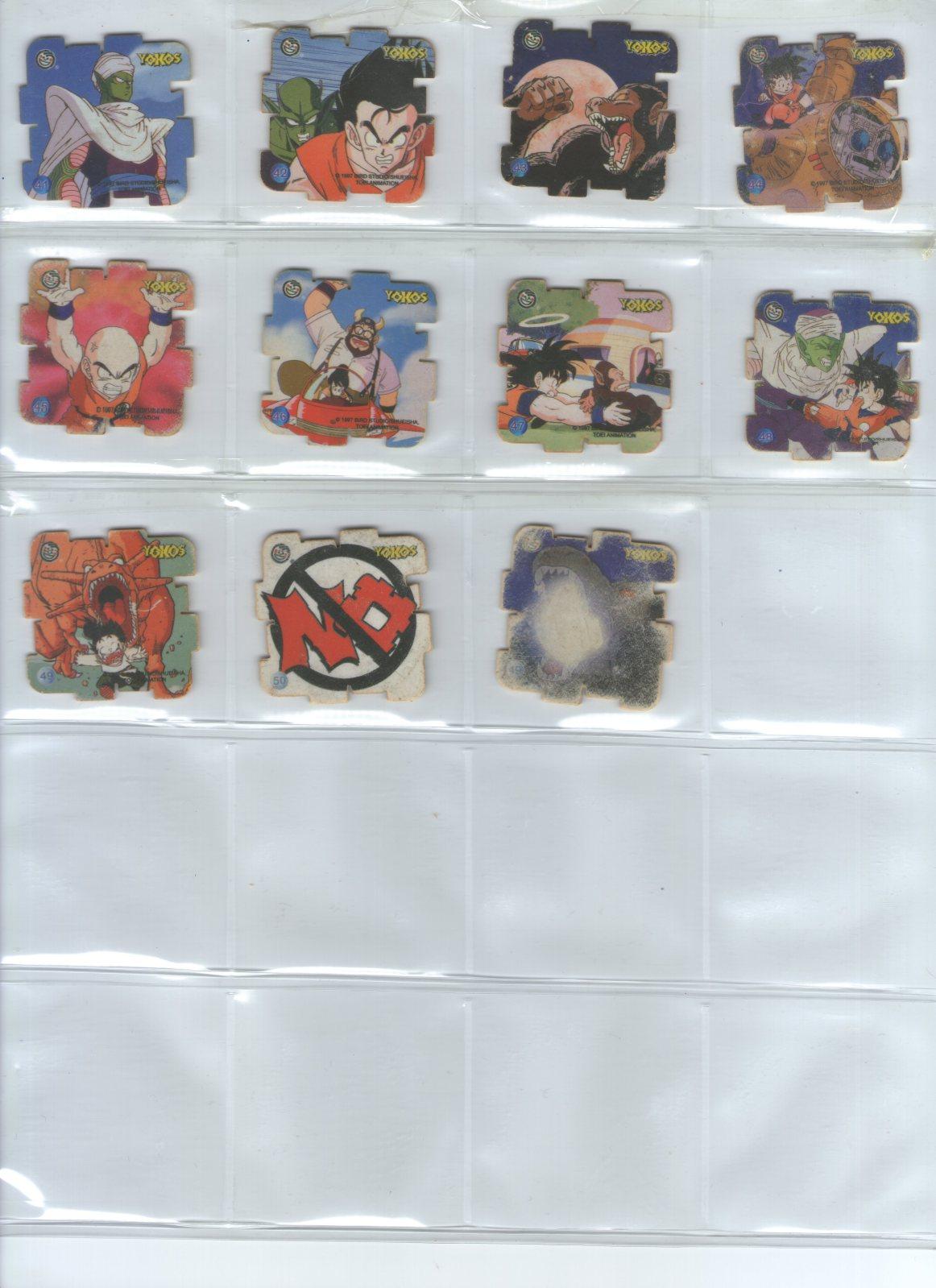 Yokos Dragon Ball Z de SABRITAS 2cwubmf