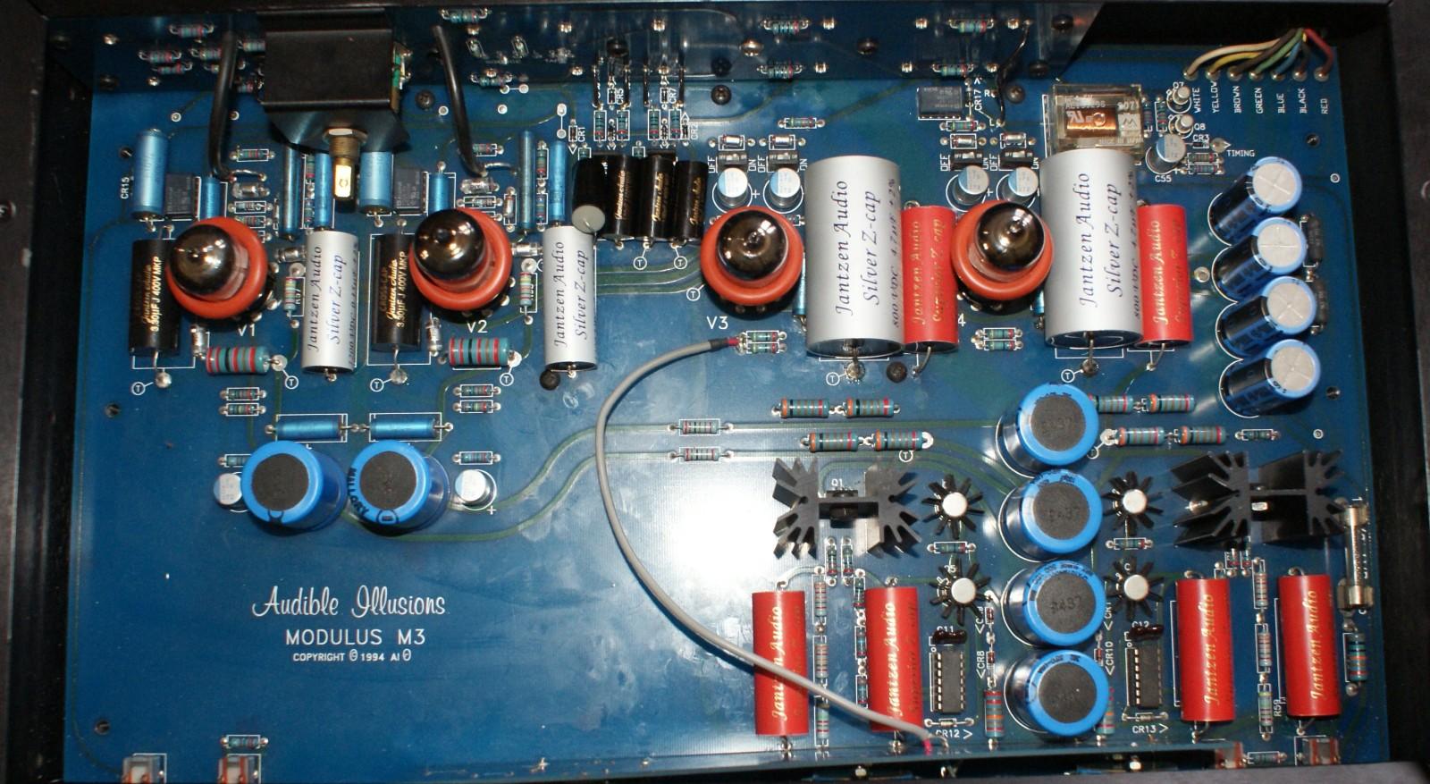 Cambiar condensadores de salida para válvula 300B - Página 2 2dv6fk1