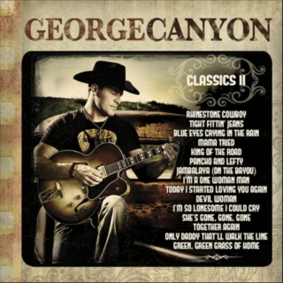 George Canyon - Discography (09 Albums = 10CD's) 2e54eog