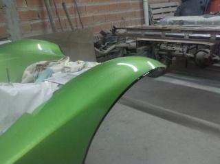 Restauración de la Manzanita, Buggy Z  2gul442