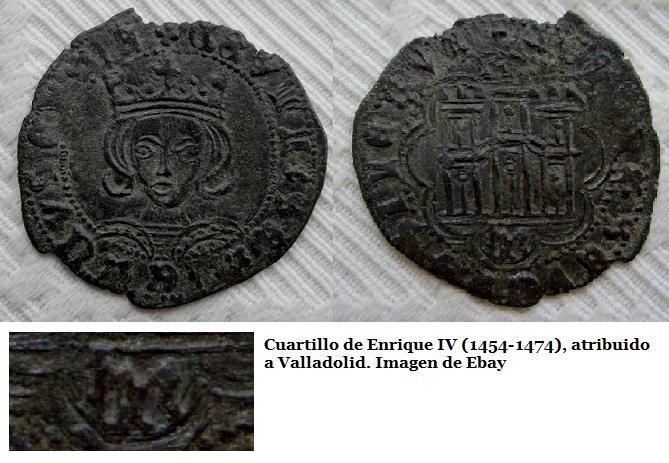 Cuarto de Enrique IV (1454-1474) ¿ceca? 2hej80i