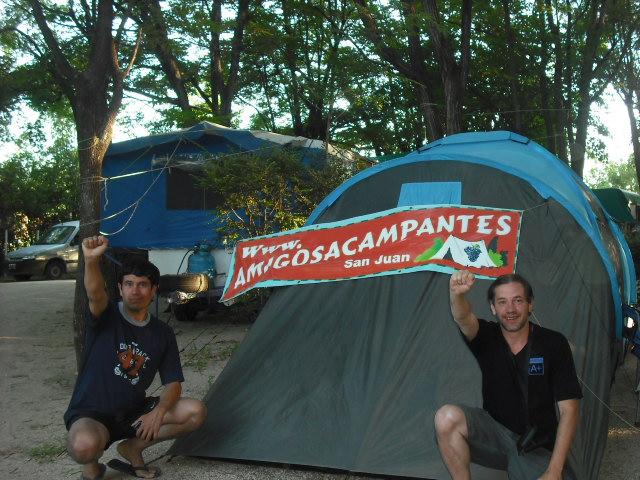 """Camping """"El Faro"""" - Arroyo de los Patos 2hi5y10"""