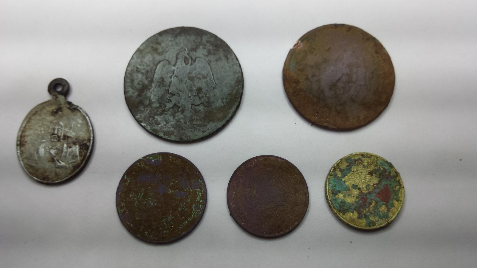 Monedeada en Puente de Calderón. 2i0tb11