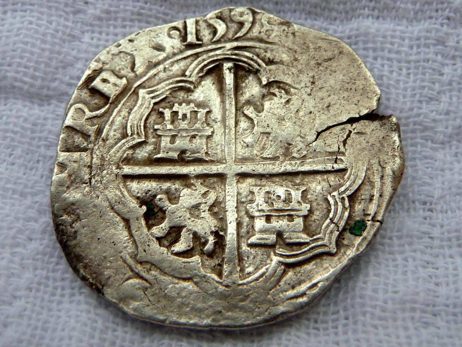 2 reales sevillanos de Felipe III 2i760k1