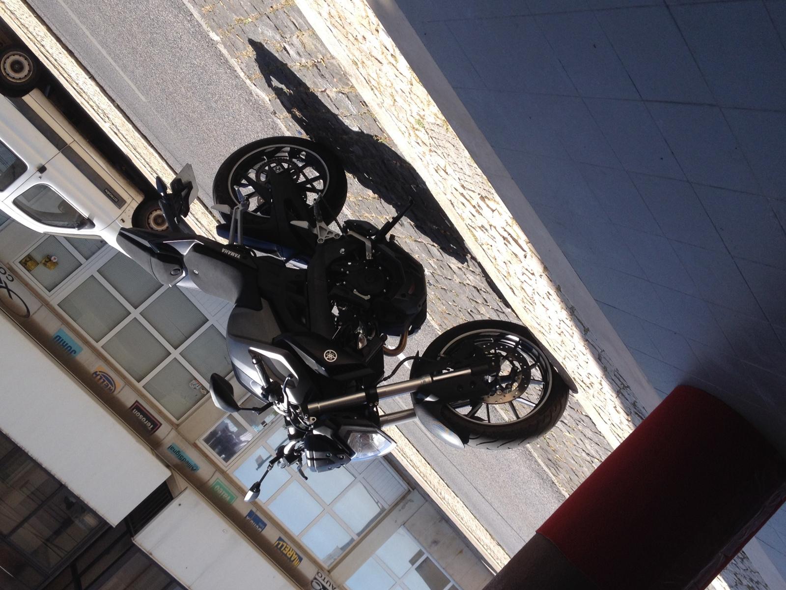 yamaha mt-125 2i8hob9