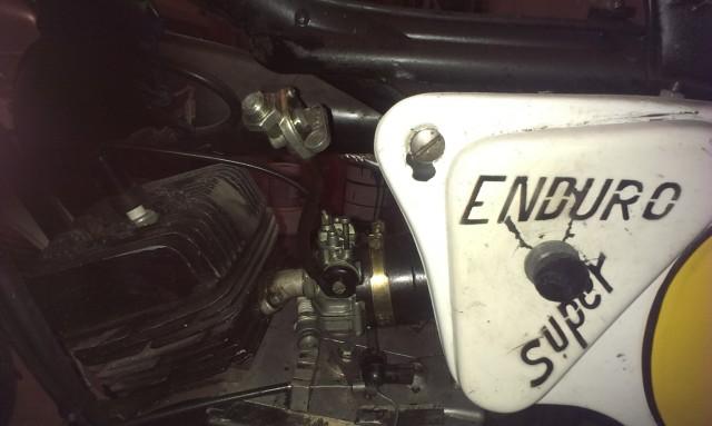 Puesta al día Gimson Enduro E87  2i9gpkz