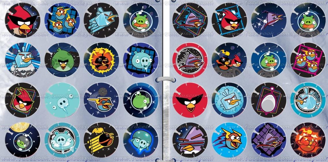 Vuela Tazos de Angry Birds Space 2iiahb7