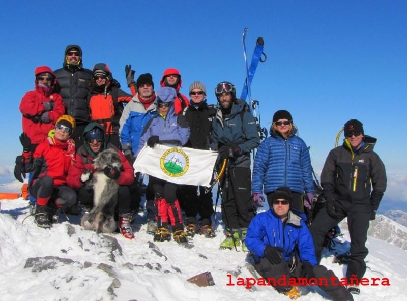 20120211 - X REUNIÓN DE ALPINISMO INVERNAL en SAN EMILIANO (León) 2lkfddd