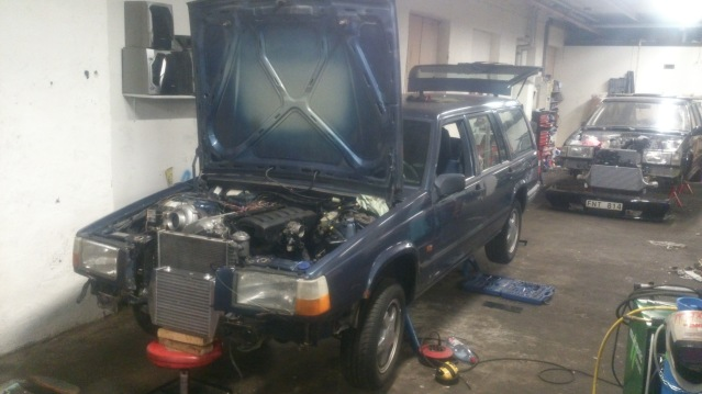 _Macce_  : Volvo 745 M50 vanos Turbo : avslut och sneakpeak på nytt projekt  2lxcwm9