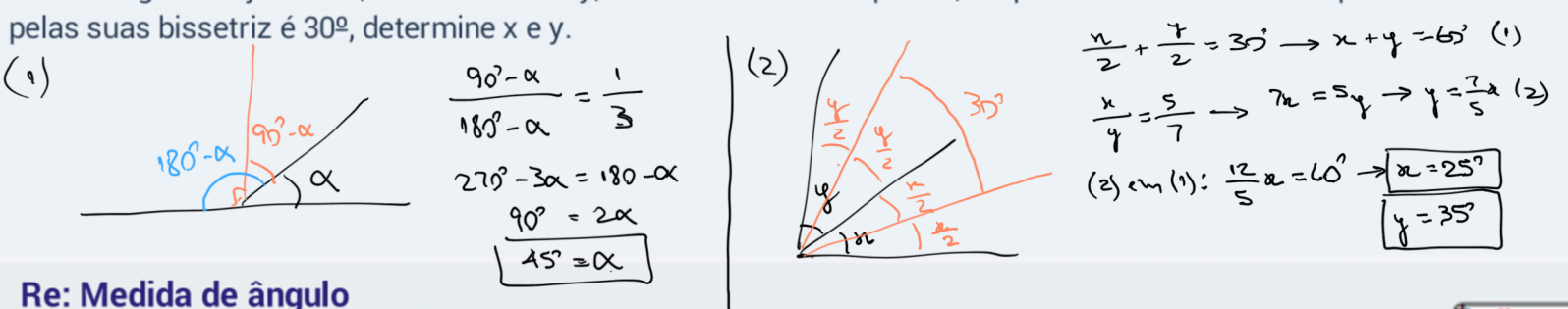 Medida de ângulo 2mfi6mq