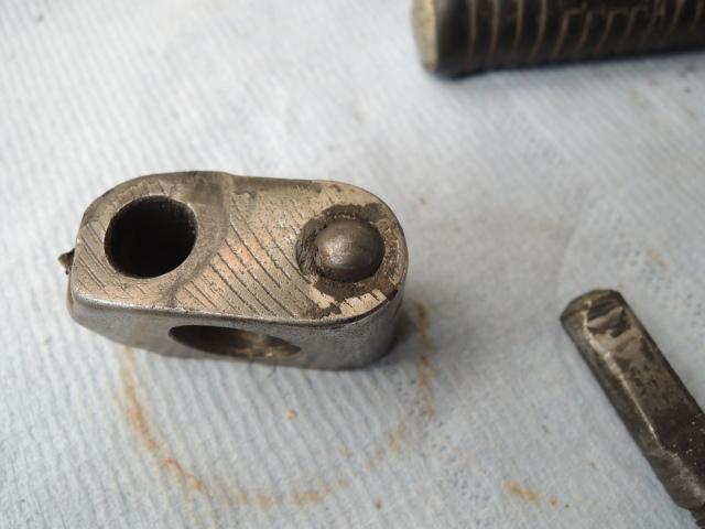 Palanca arranque Puch Cobra MC75 2mg2fb9