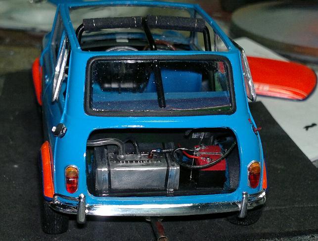 "Mini Morris racing 1/24 o ""la tarea"" 2monssn"