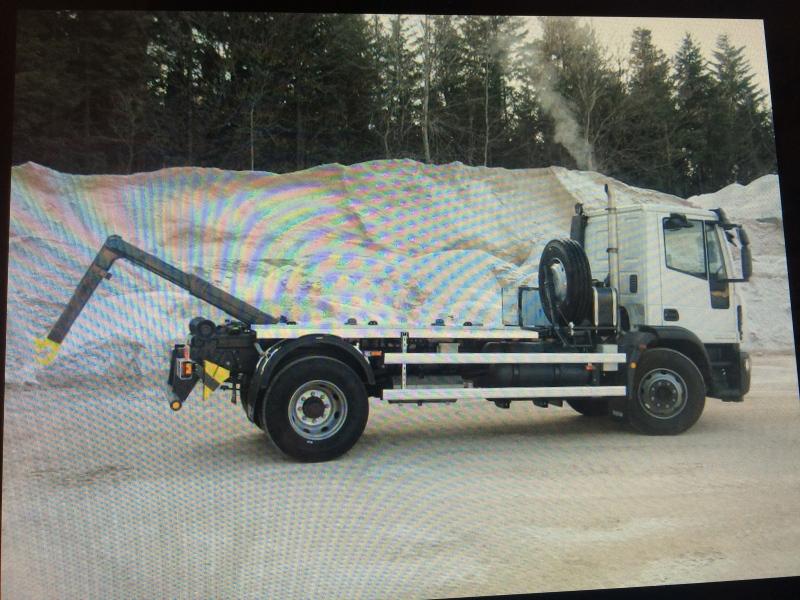Iveco Trakker 4x4 multilift 2mx1mdx