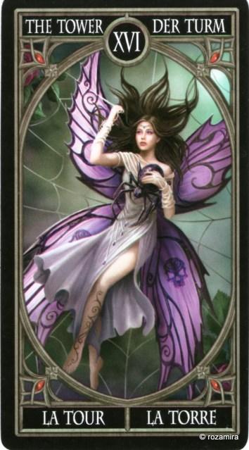 Готическое Таро Анны Стокс /Anne Stokes Gothic Tarot   (скан карт) 2mzjd7a