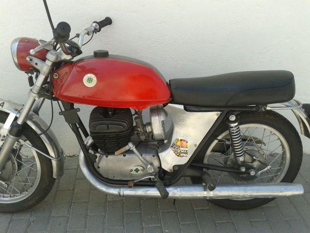 Mi Ossa 250 Sport '72 2nuoppk