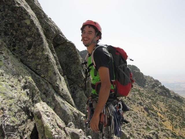 20120818 - LA NAJARRA - ESPOLÓN SUDOESTE, 250 m -  2po1vd5